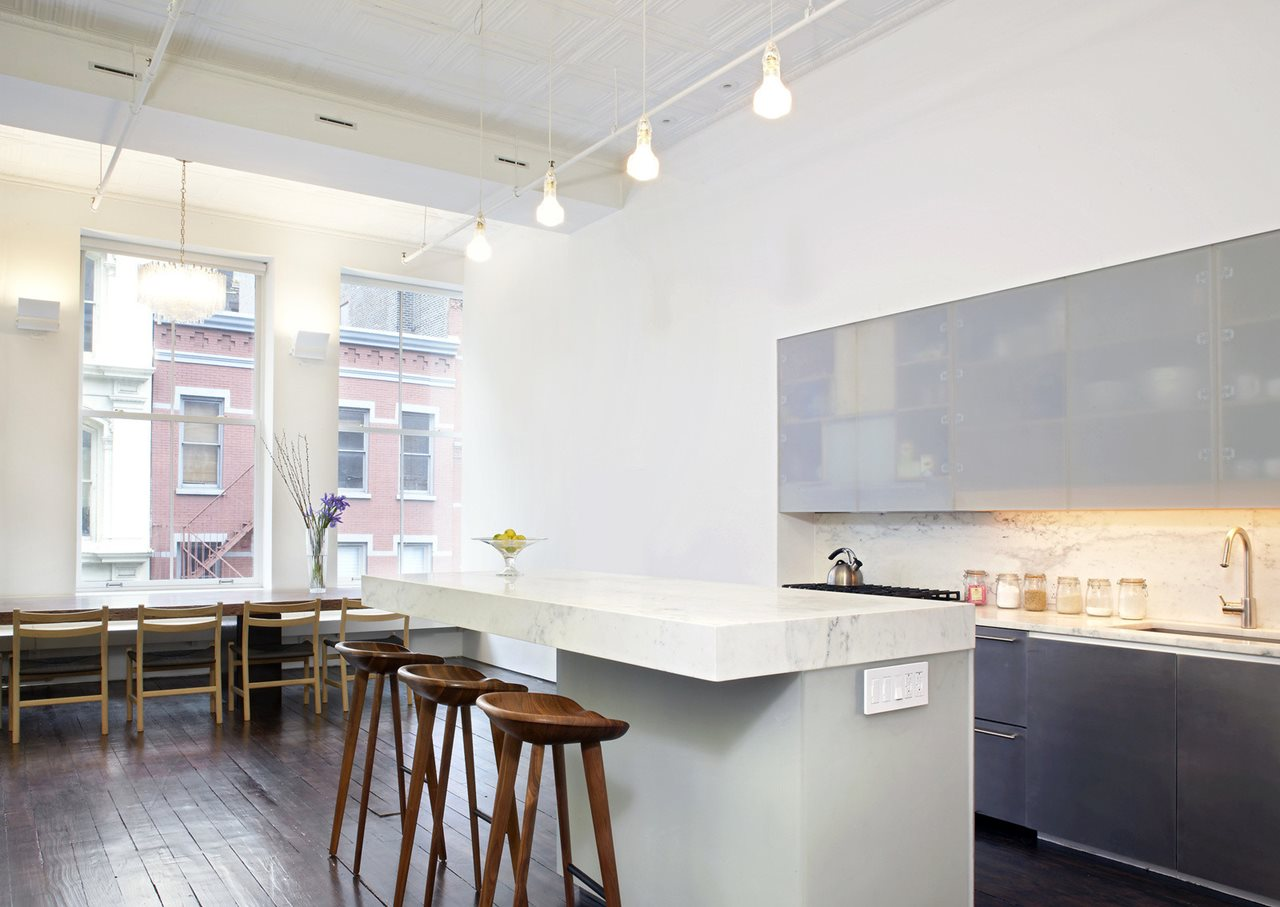 New York Loft Kitchen Design Stunning Home Painting Ideas New York Loft  Kitchen Design Ideas