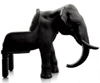 Animal Chair: animal-shaped unusual armchairs collection