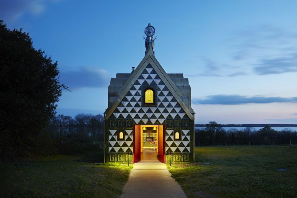 Eccentric House From Grayson Perry A House for Essex