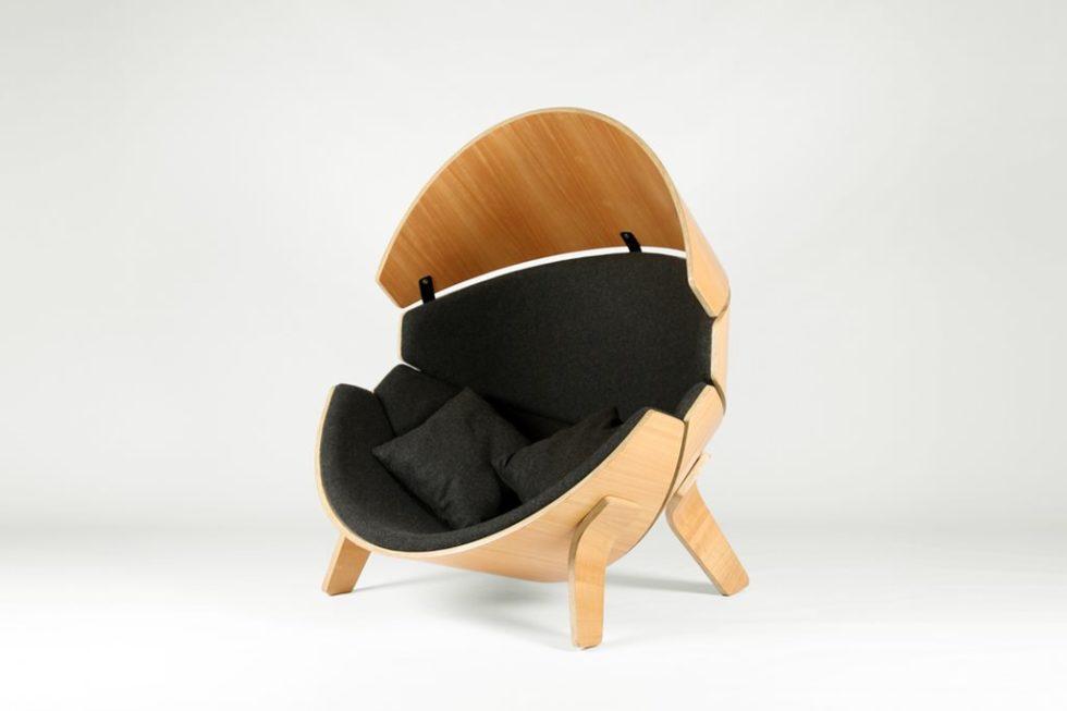 Hideaway Childrens Chair