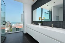 Hi-Rise Penthouse Bathroom
