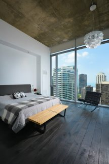 Penthouse -rise With Panoramic View Of Chicago