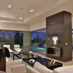 Living Room Ideas With Light Wood Floors Best Modern Paint Colors Private House: A Villa In Spain