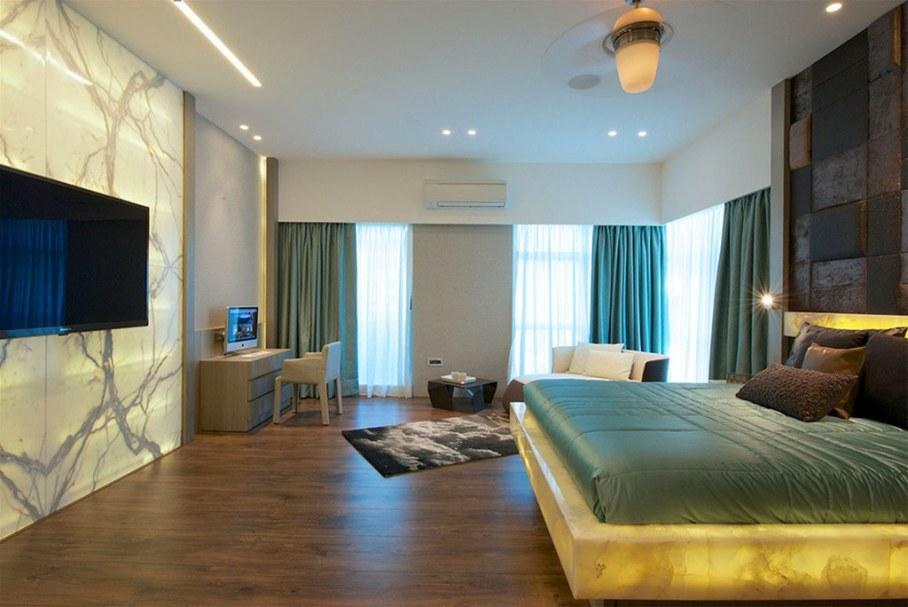 Apartments From ZZ Architects Studio Mumbai