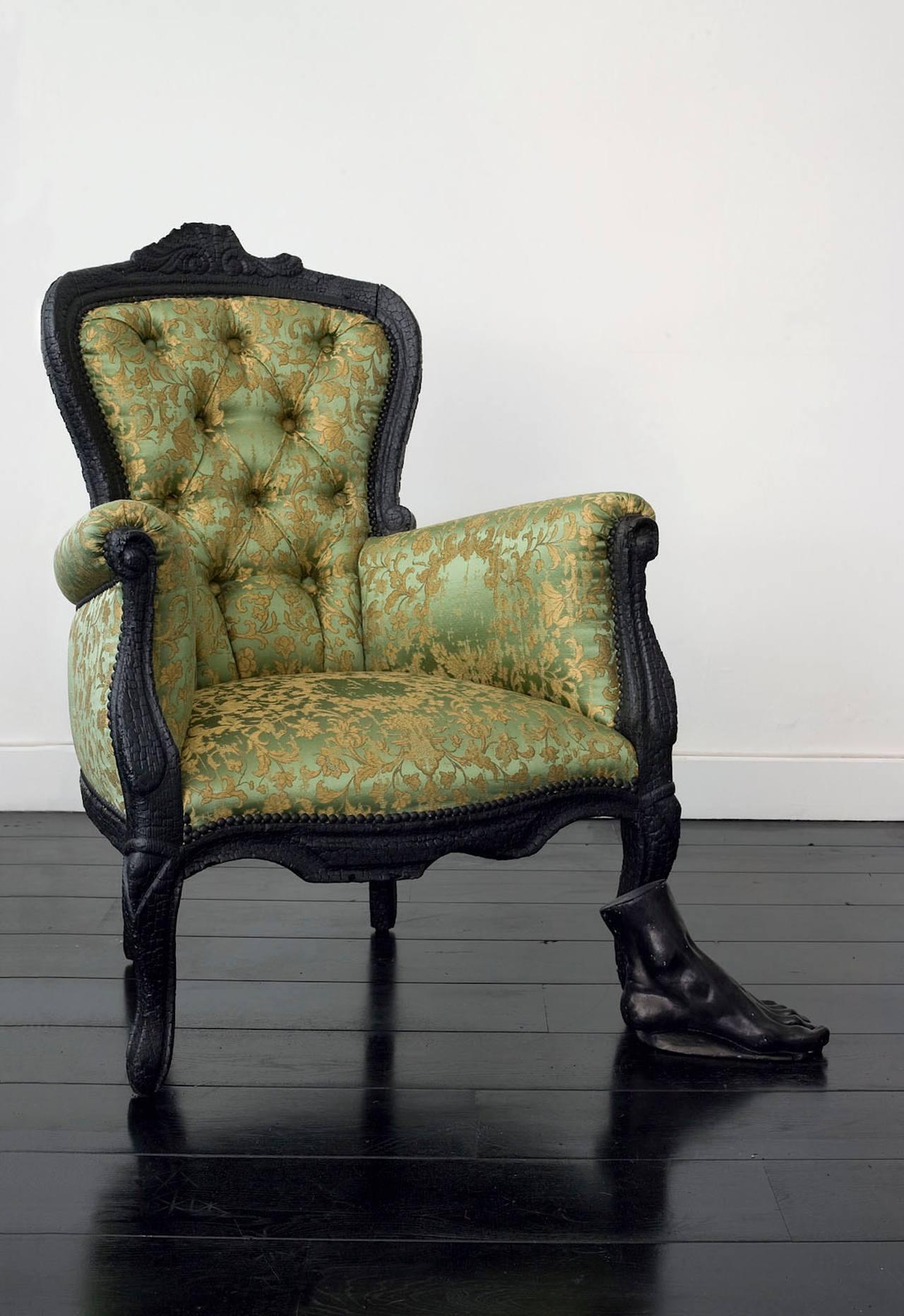 How Is Smoke Chair Made