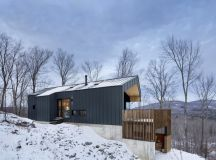 The Bolton house from Naturehumaine architecture firm in ...