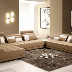 Color Schemes For Living Room With Brown Furniture Black White Combinations The Interior Of A In Features