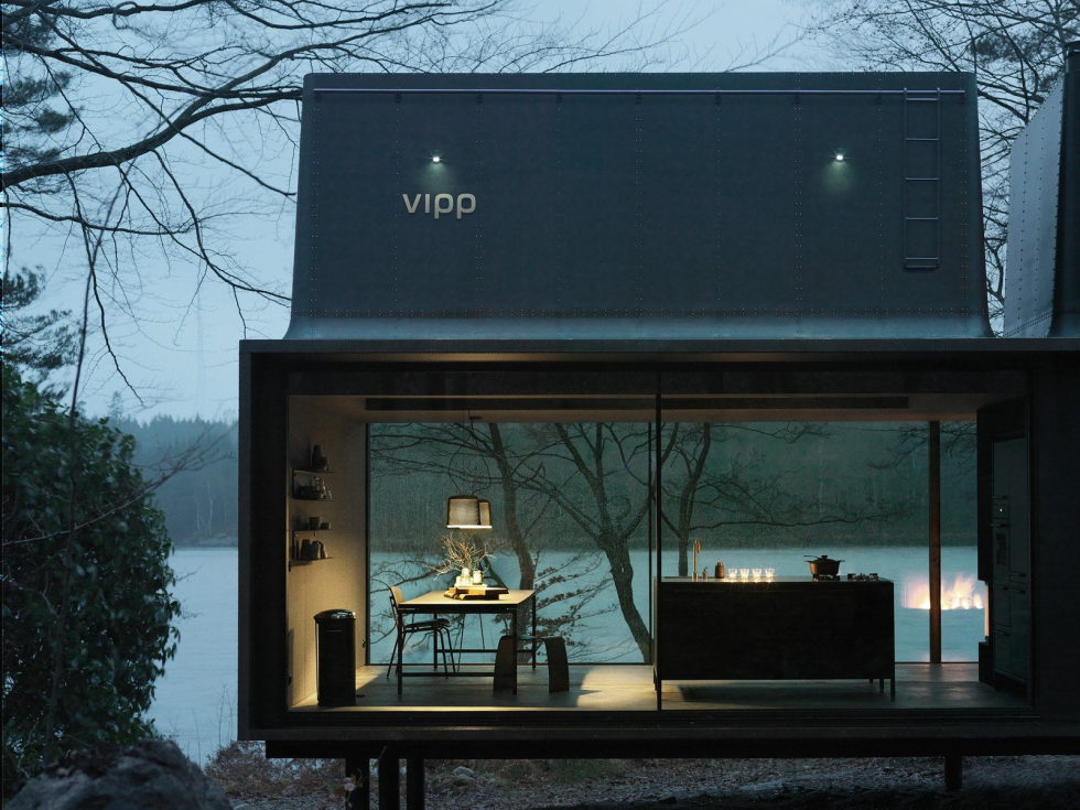 The Modular Type House The Vipp Shelter