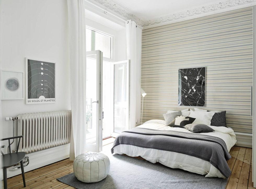 Scandinavian Interior Style A Spacious Flat In Goteborg