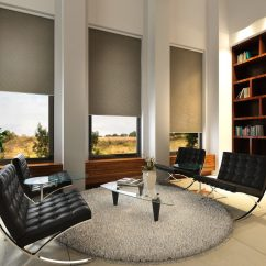 Curtains For Small Living Room Colors With White Trim The Best Photos Of Design Roller Ideas 3