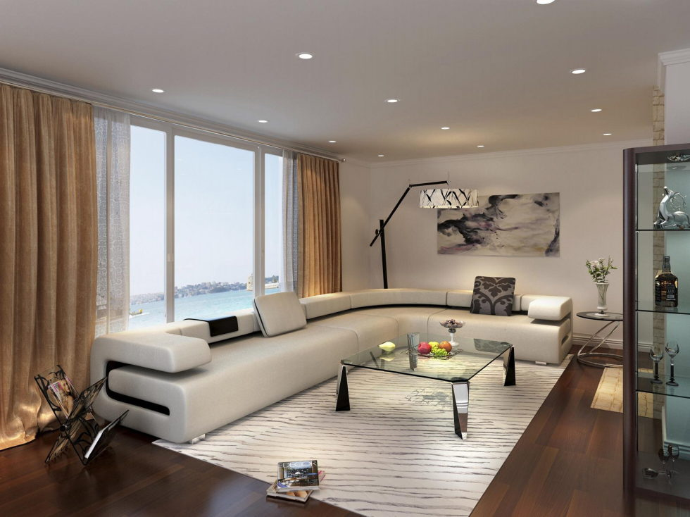 Beige Color In The Interior And Its Combinations With