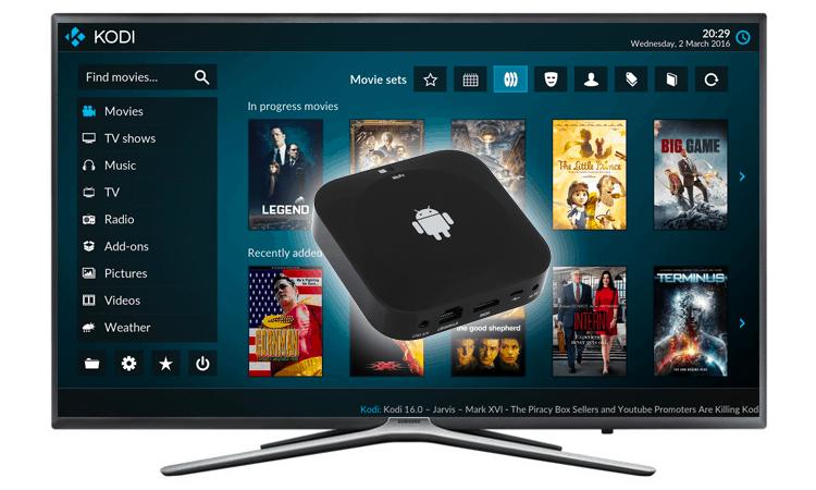 jailbreak Android TV box 2021