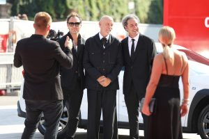 Jude Law, John Malkovich e Paolo Sorrentino