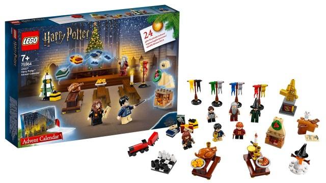 Risultati immagini per calendario dell'avvento harry potter lego
