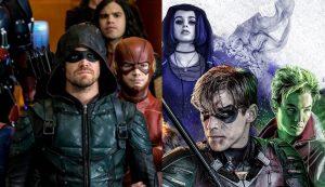 Arrowverse Titans