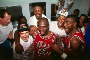 The Last Dance Michael B Jordan