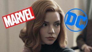 Marvel DC La regina degli specchi