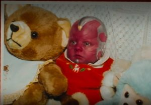 Baby Visione WandaVision