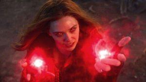 WandaVision Scarlet Witch wanda maximoff doctor strange 2 Olsen
