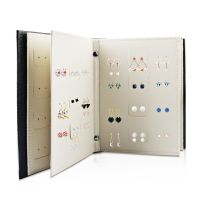 Earring Storage Book Porta Orni Fai Da Te Earrings Storage ...