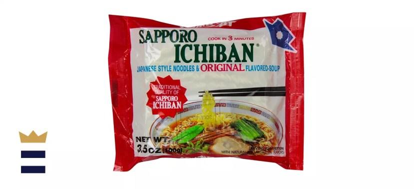 SAPPORO Ichiban Noodle Instant Bag