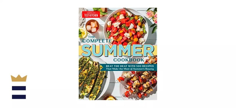 The Complete Summer Cookbook: 500 Recipes