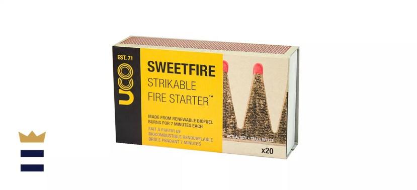 UCO Sweetfire Biofuel Fire Starter