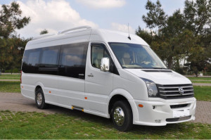 crafter 20 seats