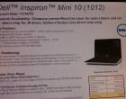 Sprint Sanyo Taho, BlackBerry Style, Dell Mini 10 - Image 2 of 5