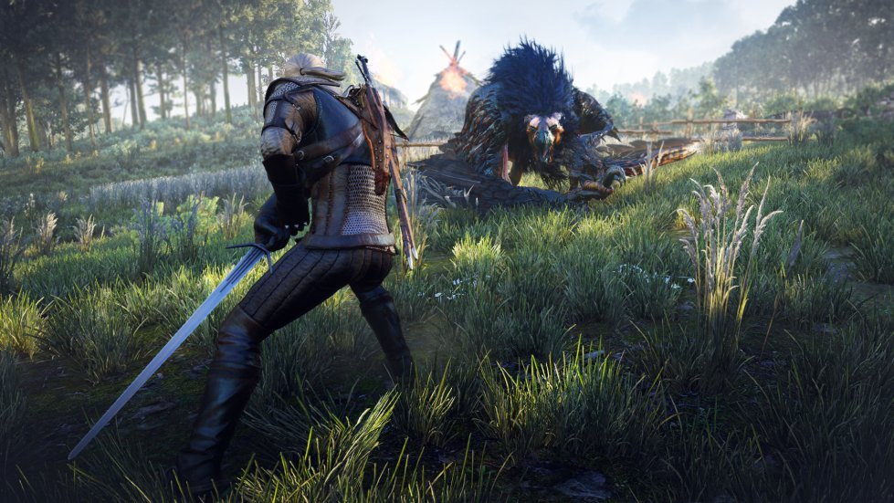 Image result for witcher 3 gameplay