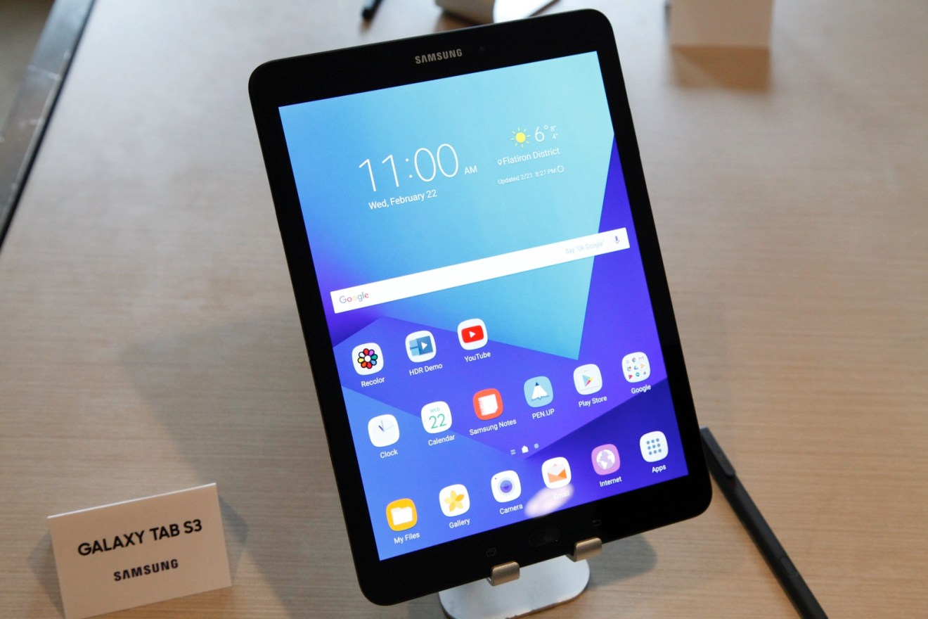 Image result for TAB s3