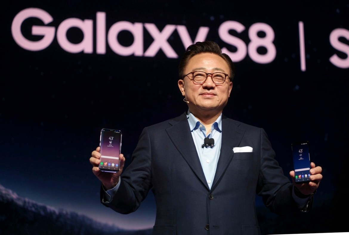 Samsung Galaxy S8 Plus Specs