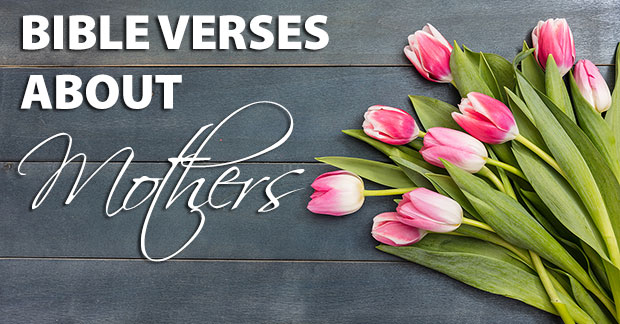 bible verses about mothers