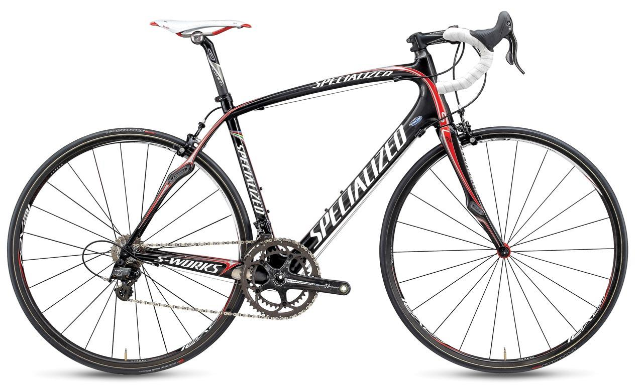2009 Specialized S-Works Roubaix SL2 Team Edition