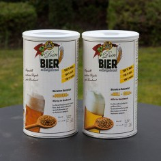 Bierwürze Hell u. Medium