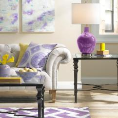 Lavender Living Room Ideas Best Green Paint Colors For Rooms 23 Inspirational Purple Interior Designs You Must See Contemporary And Blue Apartment 1