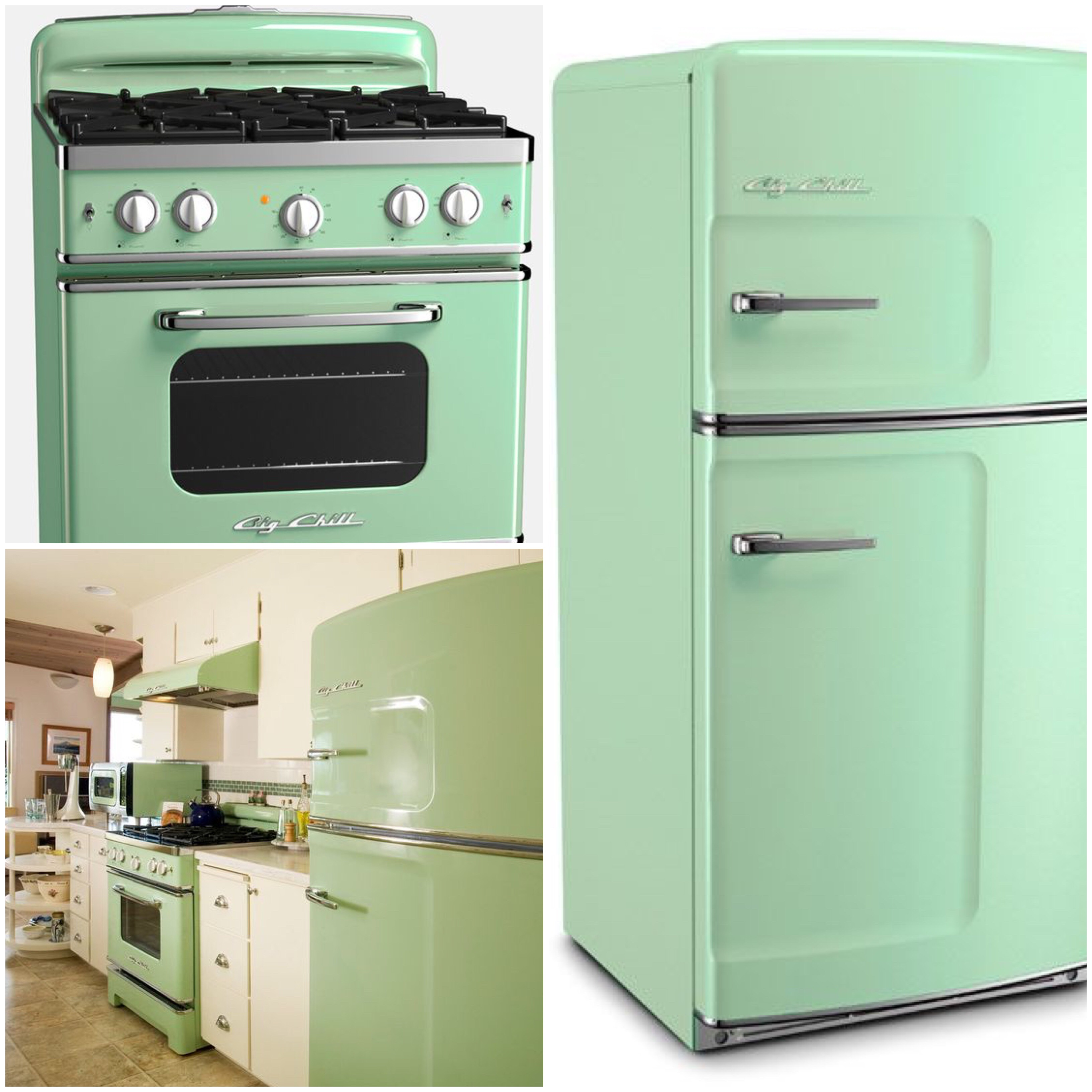 vintage kitchen stoves aid dishwashers taste the rainbow kitchens of every shade img 5048