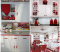 5 Ways To Use Classic Cherry Red In Your Kitchen