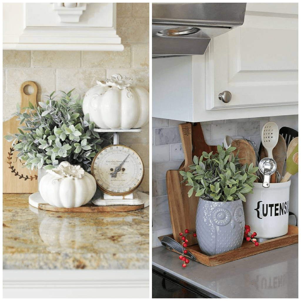 fall kitchen decor cabinet layout tool the leaves are changing 10 inspiring ideas for