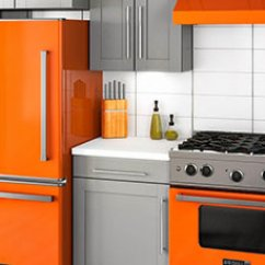 Colored Kitchen Appliances Outdoor Equipment 30 Pro Range Professional Big Chill Modern Styling And Sophisticated Colors