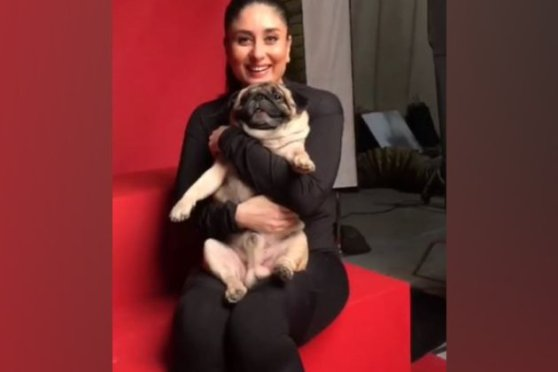 Kareena Kapoor channels pet love in latest Instagram post