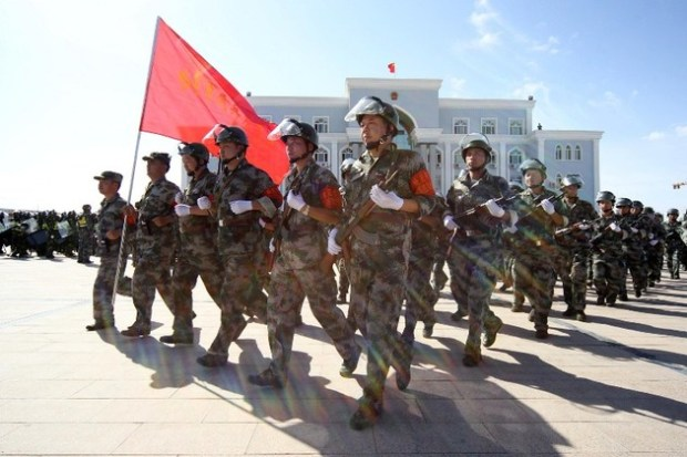 china builds more prisons in xinjiang