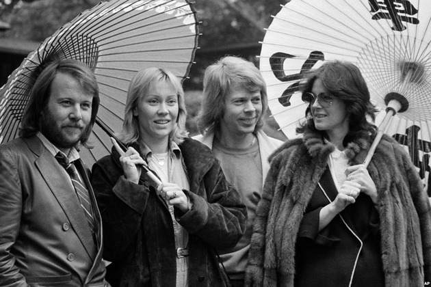abba to reunite for digital entertainment experience