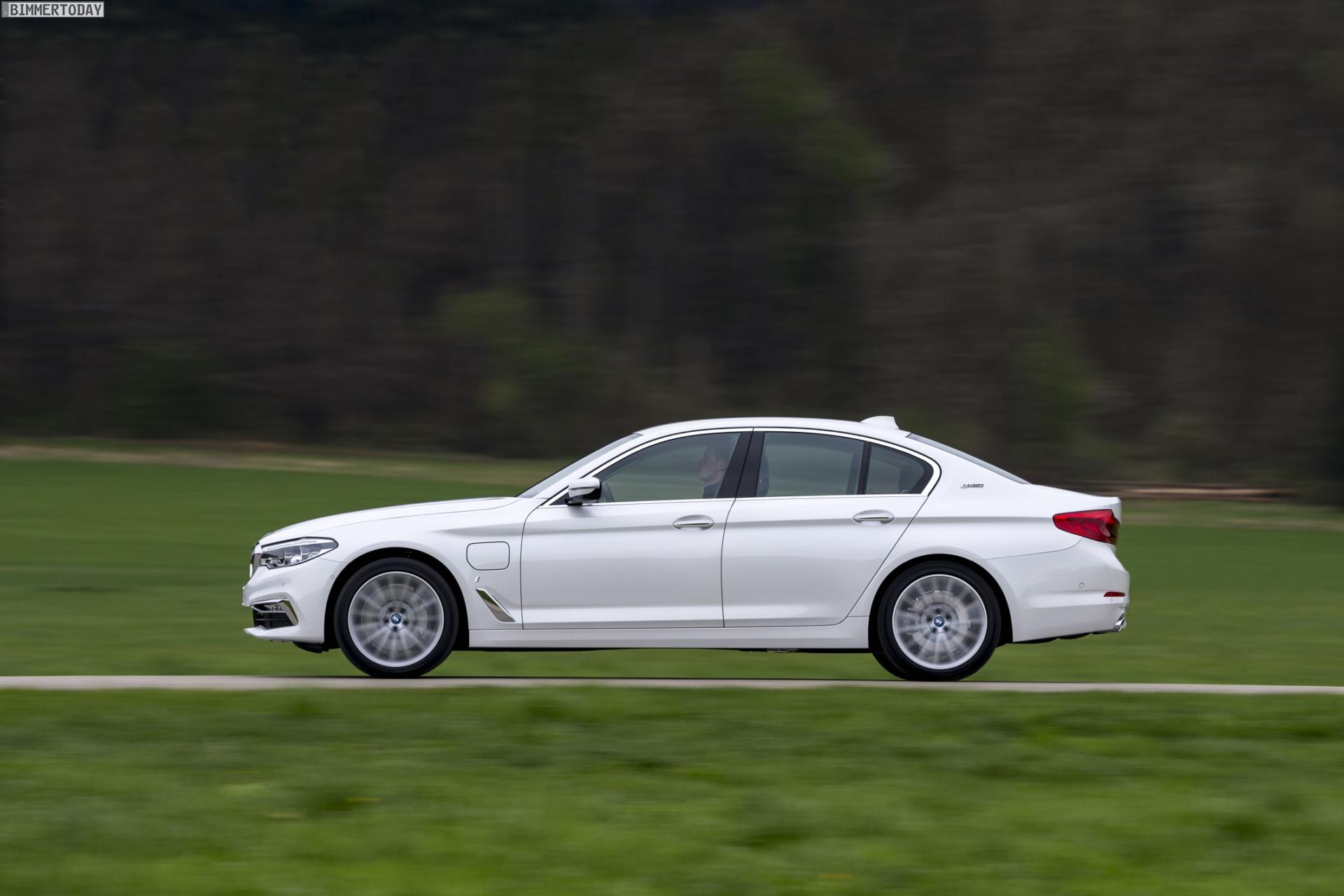 Fahrbericht BMW 530e 2017: Der Plug-in-Hybrid reift und reift