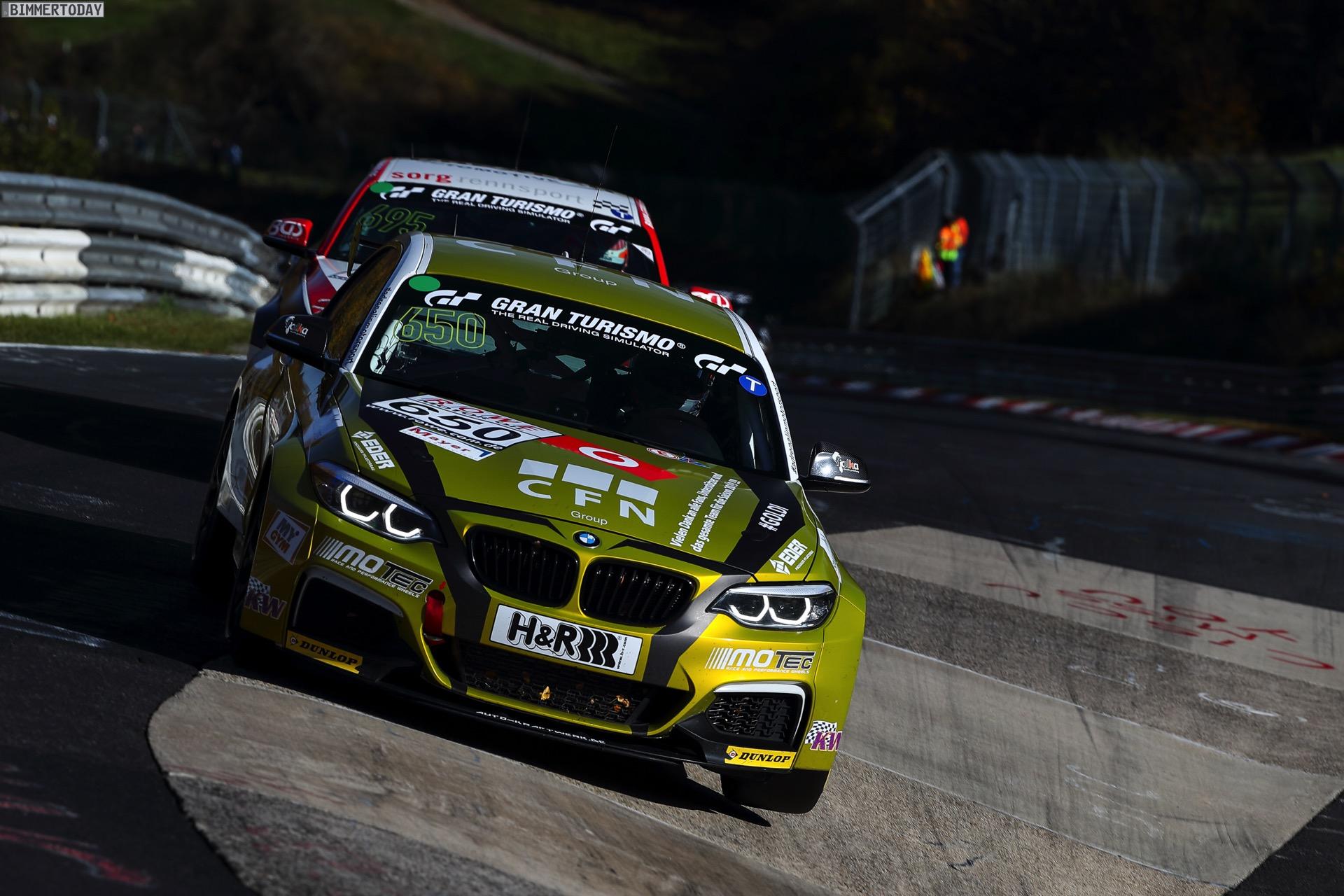 VLN 2019: Die Gesamtsieger fahren BMW M240i Racing