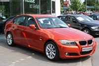 BMW Individual lackiert BMW 3er E90 LCI in Valencia Orange ...