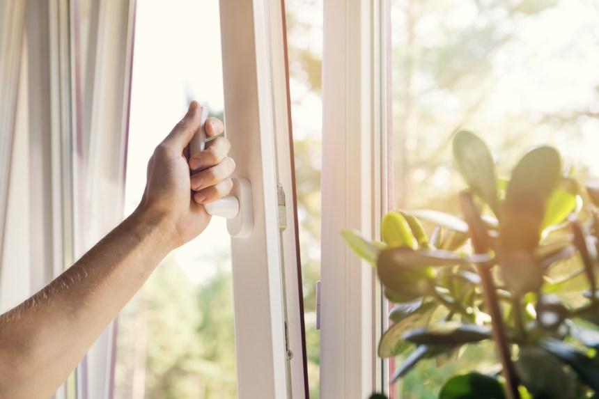 Come purificare l'aria di casa tua
