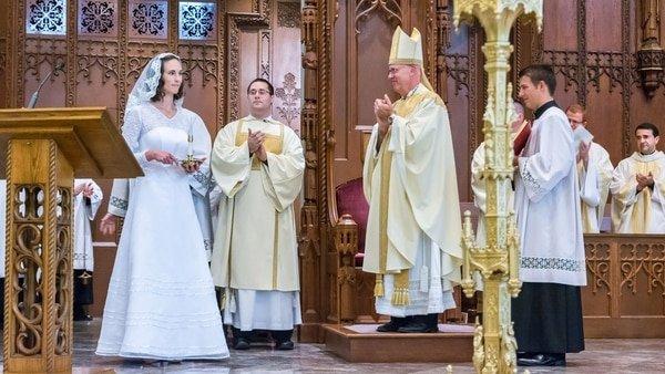L'Associazione americana delle vergini consacrate hacomunicato il suo disaccordo con il Vaticano