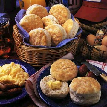 Basic American Biscuits From The South Recipe Mydish