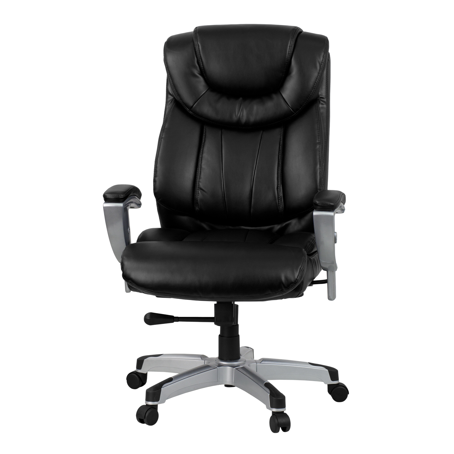 Best Rated Recliner Chairs Hercules Series Big And Tall 400 Lb Rated Black Leather